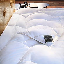 Brinkhaus The Silhouette Body Zone Duvet, 4.0 Tog Mazurian