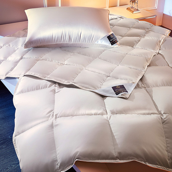 Brinkhaus The Arctic Medium Warm Duvet. Arctic Duck Down