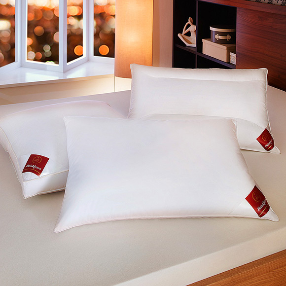Brinkhaus The Premier Pillow, Hungarian White Goose Down