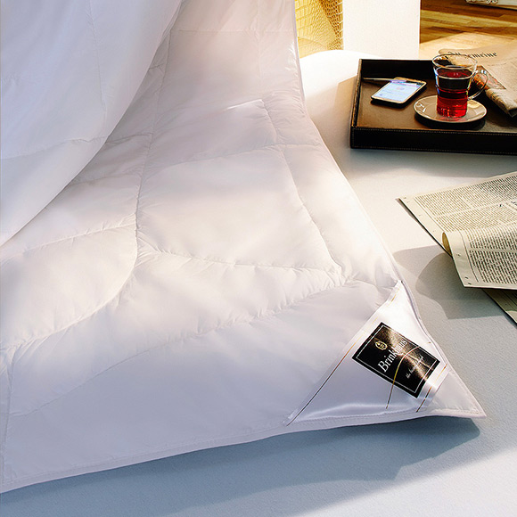 Brinkhaus The Cocoon Body Zone Duvet, 9.0 Tog, Air Fill fibre